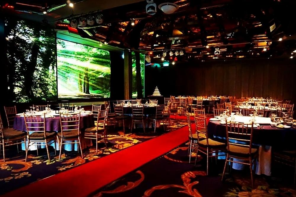 Gala De Chine Xinzhuang -P7.62 LED Video wall
