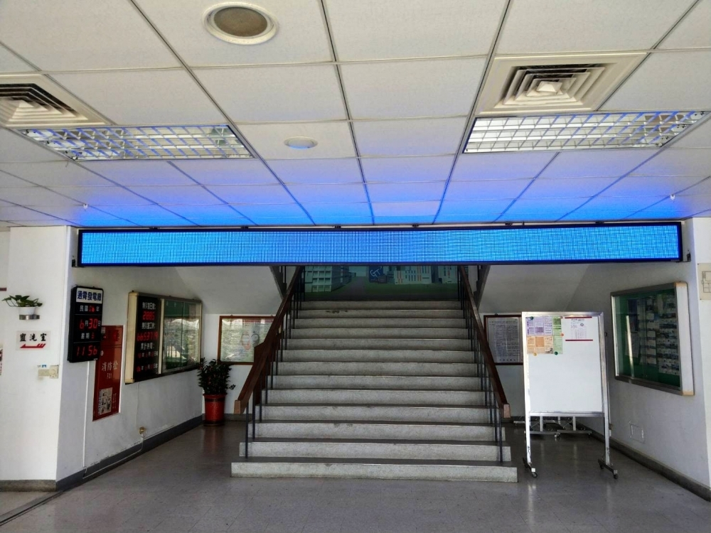 TongXiao Power Plant-P10 Indoor LED Running Text